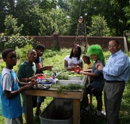 Camp Kumquat: Teaching Farm to Fork to the Next Generation