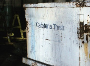 Waste Not, Warm Not: Cutting Food Waste