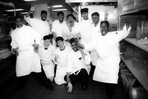 Chefs Get Creative in Chopped! Competition at Emmanuel College