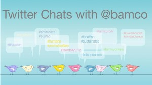 @bamco Twitter chat
