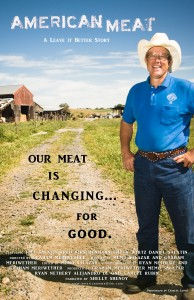 American Meat poster