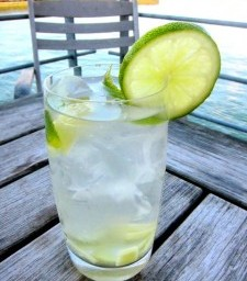 Recipe: Ginger Lime Infusion