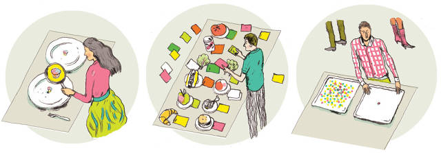 What Google's Cafeterias Can Teach Us About School Lunches