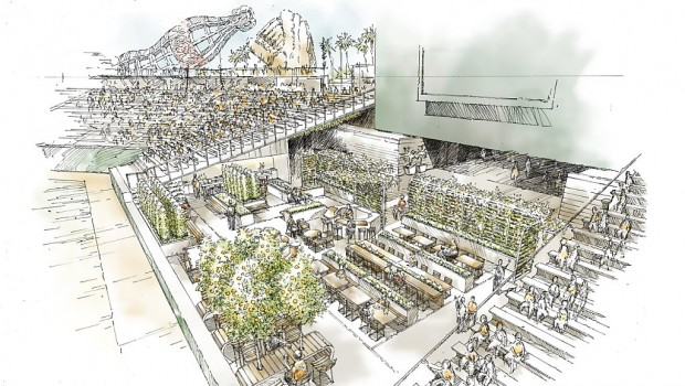BAMCO, Giants Plan to Bring Food from Centerfield to Table