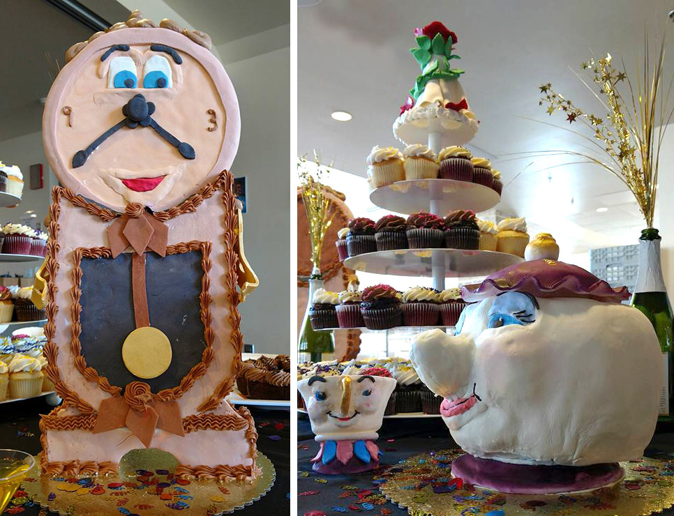 St Olaf College Delights In Beauty And The Beast Feast