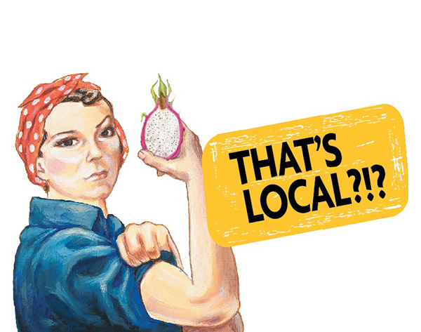 THAT'S Local?!? From Aronia to Yak, Bon Appétit Management Company Chefs Seek Out Surprising Locally Grown Ingredients