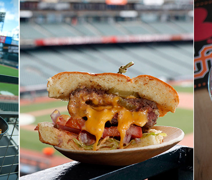 Bon Appétit Becomes Exclusive Food Service Provider at AT&T Park