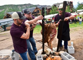 Phillips 66 Team Plays with Fire at National Culinary Event