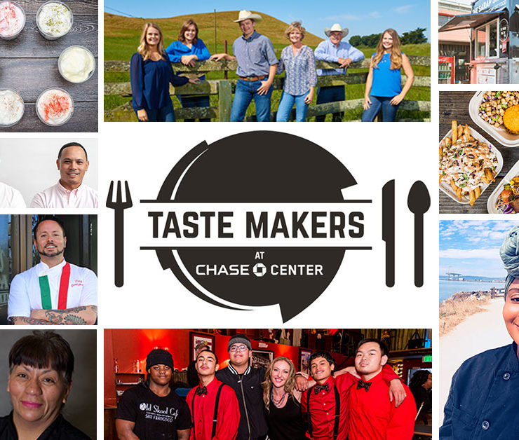 Chase Center Enhances F&B Program with Additional Local Restaurants and Food Partners