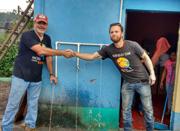 Giving the Gift of Clean Water Through World Central Kitchen