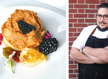 """Ty Paup Shows Why Bon Appétit Is a """"Chef-Driven Company"""""""