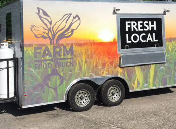 Farm to Food Truck Gets Rolling at Wabash College and Beyond
