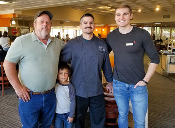 Pitzer Welcomes Sage Mountain Farmer to McConnell Bistro