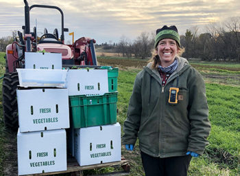 St. Olaf Alum's Seeds Farm Grows Passion Project Into Partnership