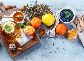 Wellness Wednesday: 8 Foods to Boost Your Immunity