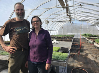 Villageside Farm Joins Colby College's Farm to Fork Roster