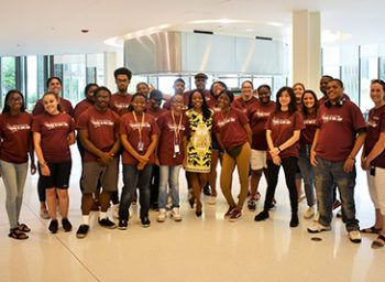 University of Chicago Hosts Hands-On Camp Session for Local Students