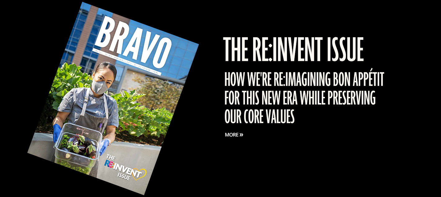 Bravo The Reinvent Issue