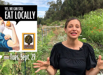 Celebrating Local Food for Eat Local Challenge — and Every Day