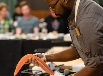 Colorado College Rolls With It in Successful Sushi Class