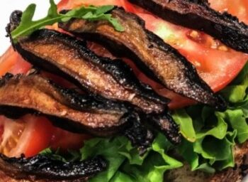 Make Fruits and Vegetables the Stars: Oyster Mushroom Bacon BLT