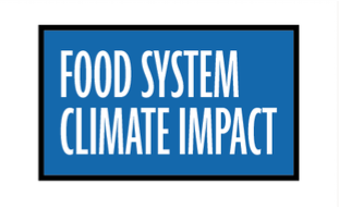 The Link Between the Food System and Climate Change