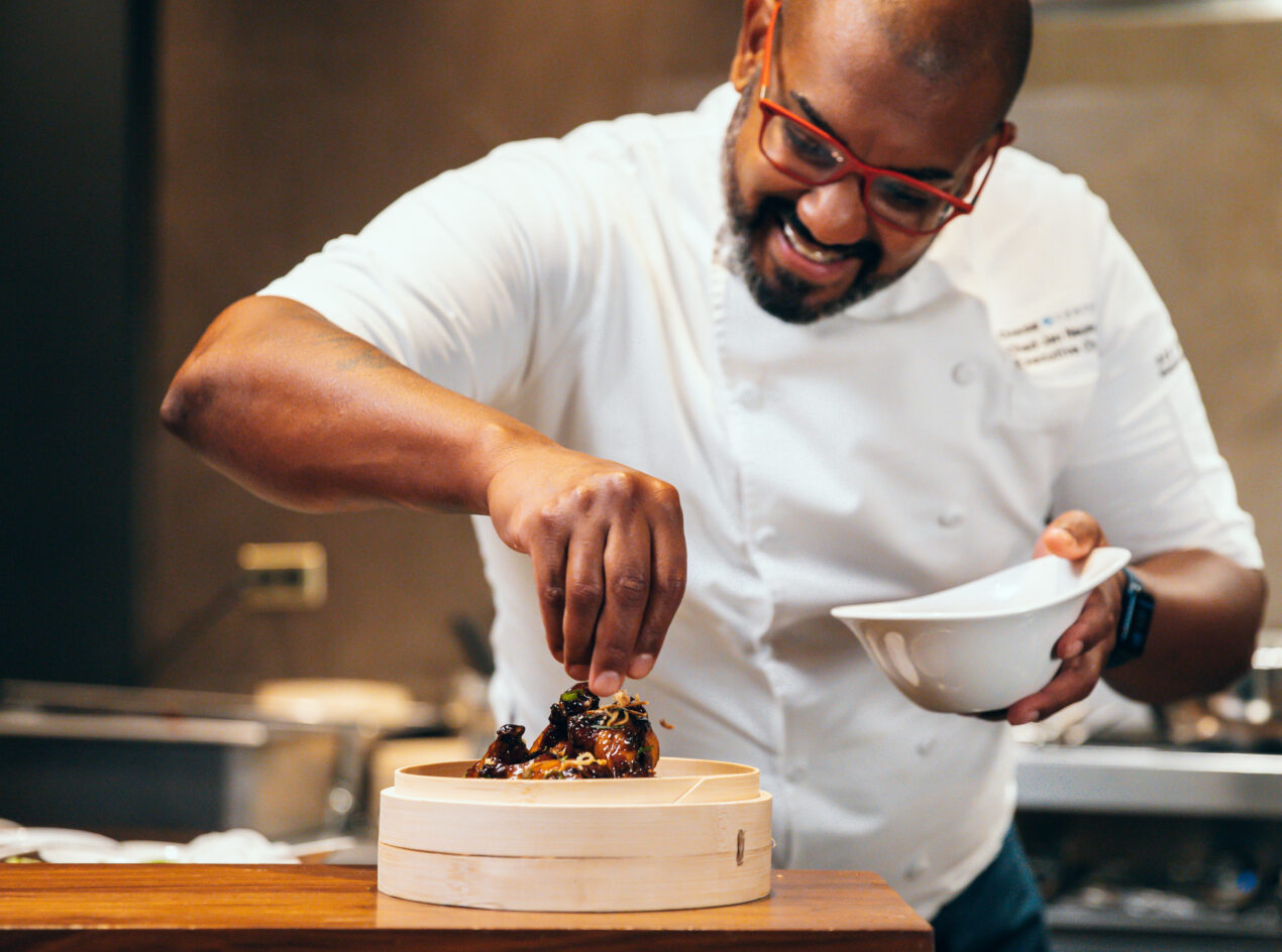 Here's What's Cooking Under the Golden State Warriors' New Culinary Director for Chase Center