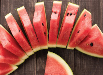 One in a Melon: A Chef's Ode to Watermelons (with recipes!)