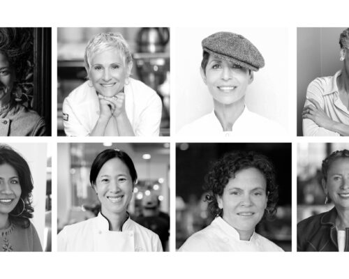 Female Chefs Featured on Exhibit-Inspired Menu at the Met
