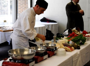 Iron Chef-style challenge comes to Gallaudet U