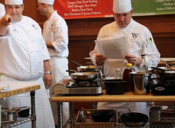 Wash U Champion Chef Competition Goes Local and Low Carbon