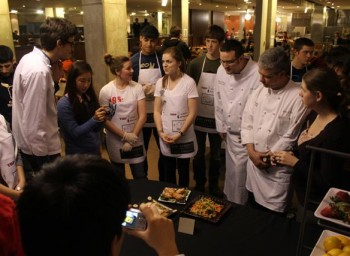 Bon Appétit Teams with Carleton's FireBellies for 'Top Chef Dining Hall'