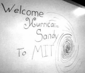 In Hurricane Sandy's Aftermath, MIT Saves (Local Fisherman's) Day