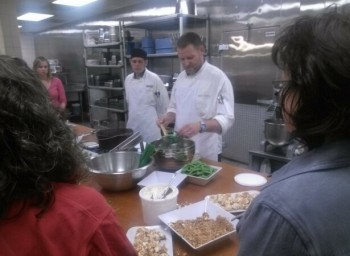 Targeting Busy Families for Minneapolis Cooking Class