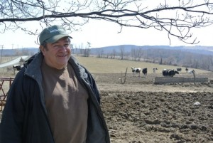 Rick Osofsky and his daughter, Kate, both graduated from Wesleyan University and now own and manage Ronnybrook Farm Dairy.