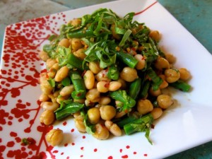 Recipe: Reinvented 3-Bean Salad
