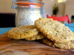 Recipe: Quinoa Tahini Cookies