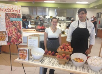 Celebrating Peachfest — and Masumoto Family Farm's New Book