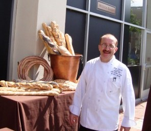 Santa Clara U's Onsite Bakery Brings International Chef to Truly Local Effort