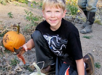 Young Farmer Grows Up with Bon Appétit