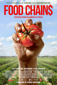 The Food Chain screening at St. Edward's was one of 20 Bon Appétit sponsored around the country for Farmworker Awareness Week