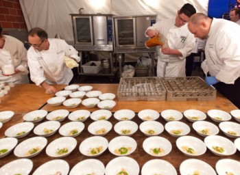 Portland Bon Appétit Teams Come Together for James Beard Public Market Dinner