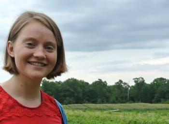Introducing Amanda Wareham: From Dairy Farm to Food Movement Activist
