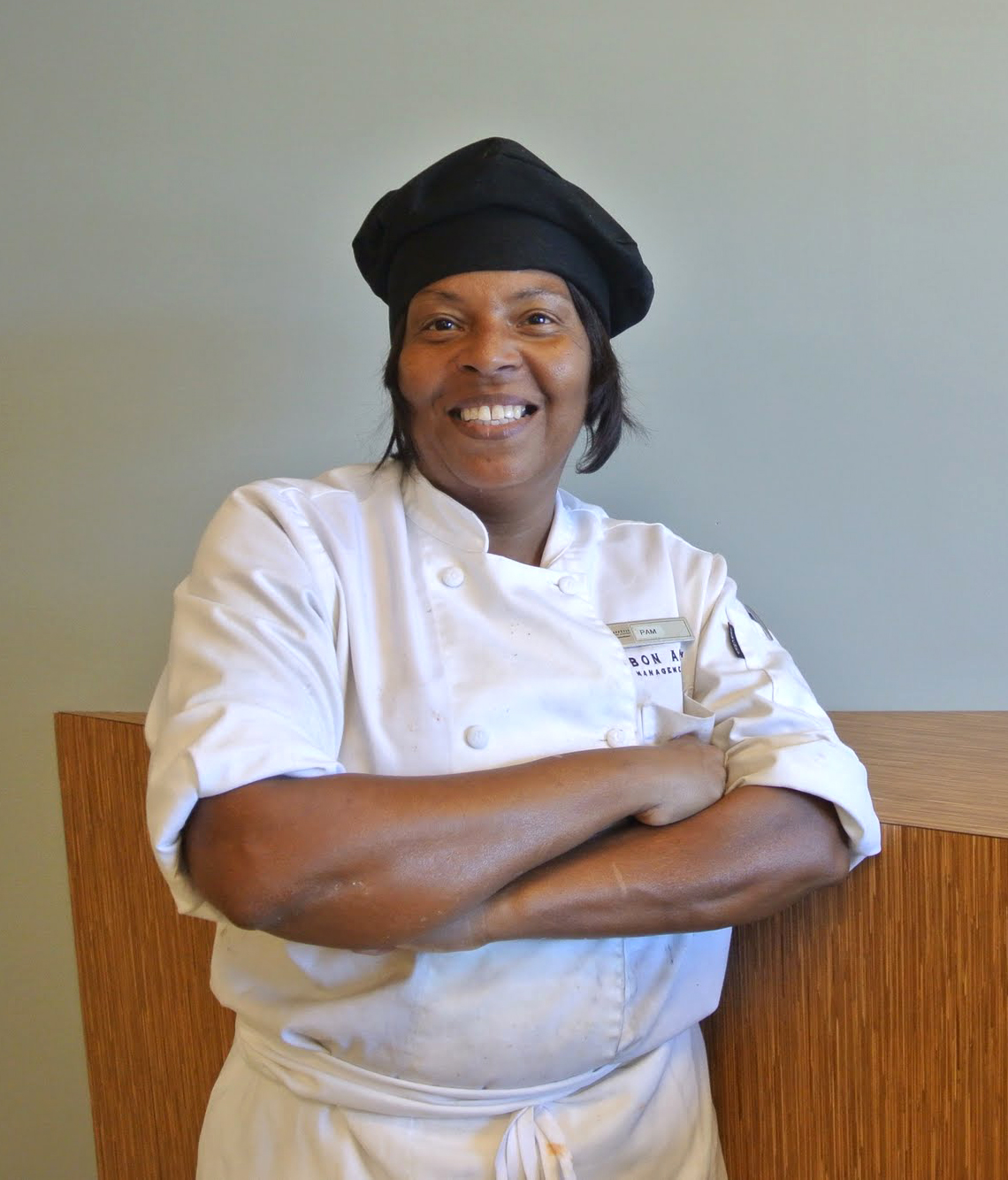 Pam Flowers, Deli Cook at Savannah College of Art and Design