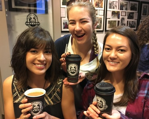 Coffee & Collaboration: Visiting Santa Cruz Coffee Roasting Company with CAN