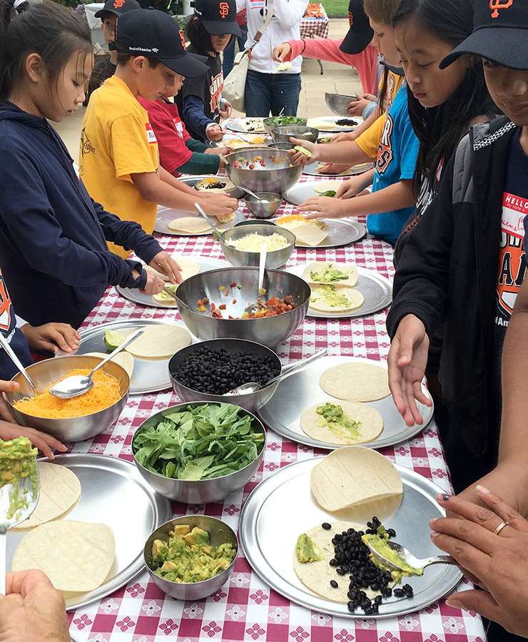 Bon Appétit Takes Kids' Nutrition and Culinary Education Program Nationwide