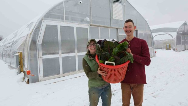 Bringing Farm to Fork to Vassar College