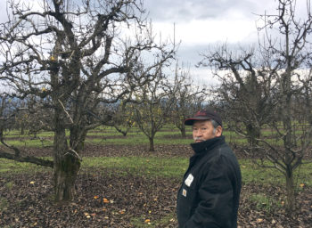 A Family of Orchardists Grows in Hood River, OR