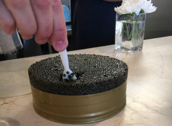 Curing Caviar from Water to Table at The Commissary