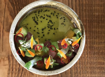 Creative Dishes for Creative Food at The Commissary